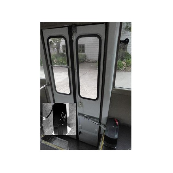 Electric Folding Bus Door Mechanism Bus Folding Door Opener