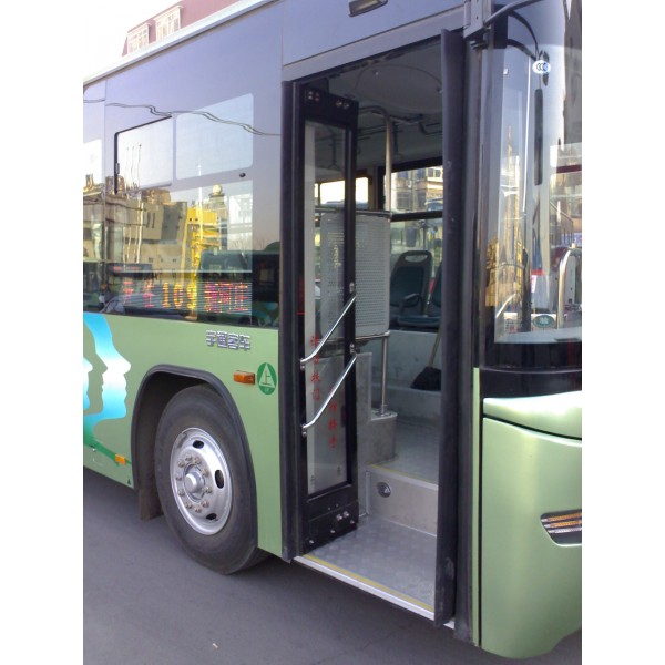 Swing In Pneumatic Bus Door System